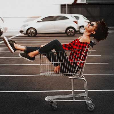 Lingerie femina Shopping