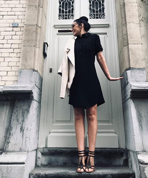 lingerie-femina-nancy-in-zwarte-jurk