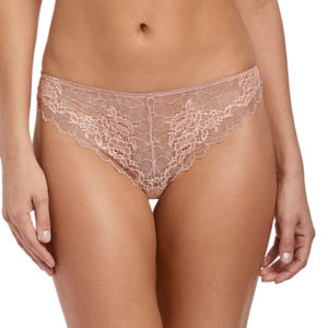 Wacoal Lace Perfection String Roze