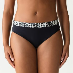 Prima Donna Swim Road Trip Bikini slip – Tailleslip Blue print