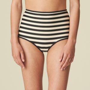 Marie Jo Swim Merle Bikini slip – Tailleslip Zwart