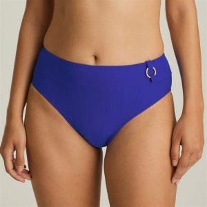 Prima Donna Swim Sahara Bikini slip – tailleslip Blauw