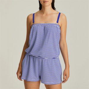 Prima Donna Swim Sahara jumpsuit Blauw