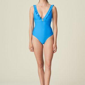 Marie Jo Swim Aurelie Speciaal Badpak Blauw