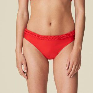 Marie Jo Swim Blanche Bikini slip – rioslip Rood